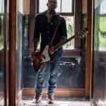 In Blue Handmade/SoundSpace@Rabbit's  Fundraiser Guitar Straps!